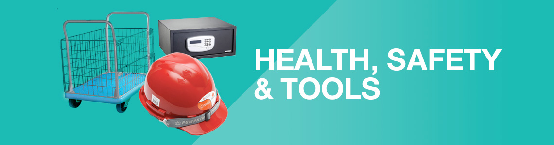 Health, Safety & Tools