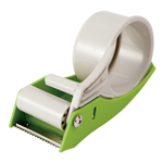 MESA Tape Dispenser 6x15.5x8.5 cm. Green